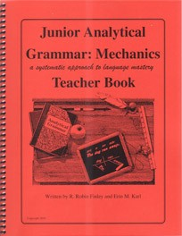 Junior Analytical Grammar Mechanics