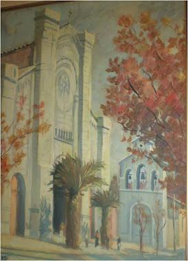 "Pintura de la ""Merced vieja"""
