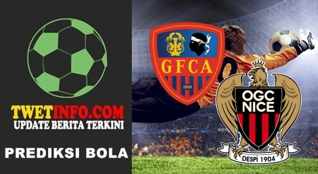 Prediksi GFCA Gazelec Ajaccio vs Nice