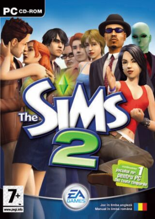 The Sims 2 PC The+Sims+2