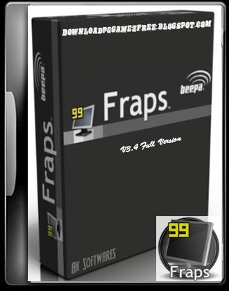how to make fraps record desktop windows 8