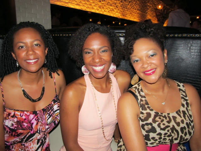 Girls pic 1 - Birthday at Stk Atlanta - Magnum Mondays - The City Dweller