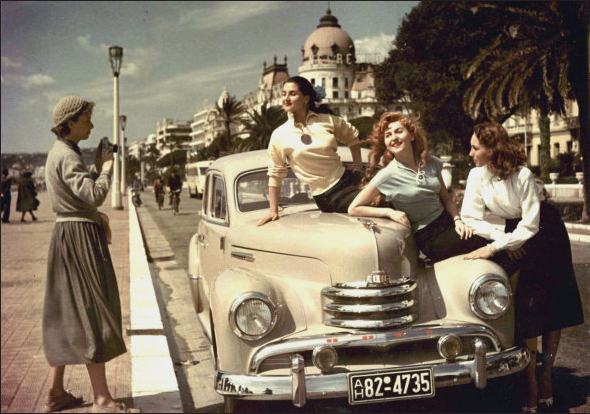 Vintage Girls' Day Out #vintage