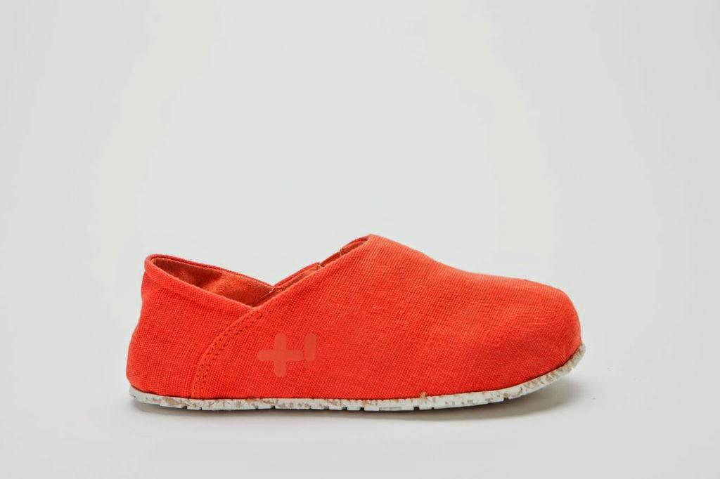 OTZ Shoes Orange