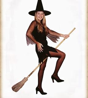 Fantasia parahalloween para mulheres