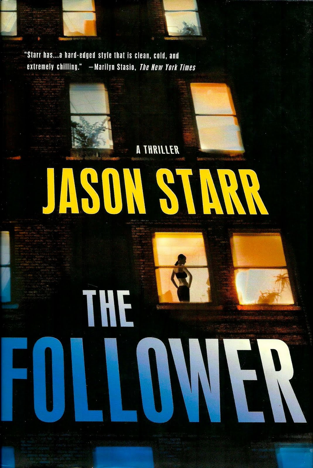 a critical review of the follower by jason starr Jason aldean, explaining why he  review of the cd elvis at sun,  elvis presley`s talent as a musical artist was double barrelled and more his voice,.