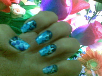 pretty nails design picture