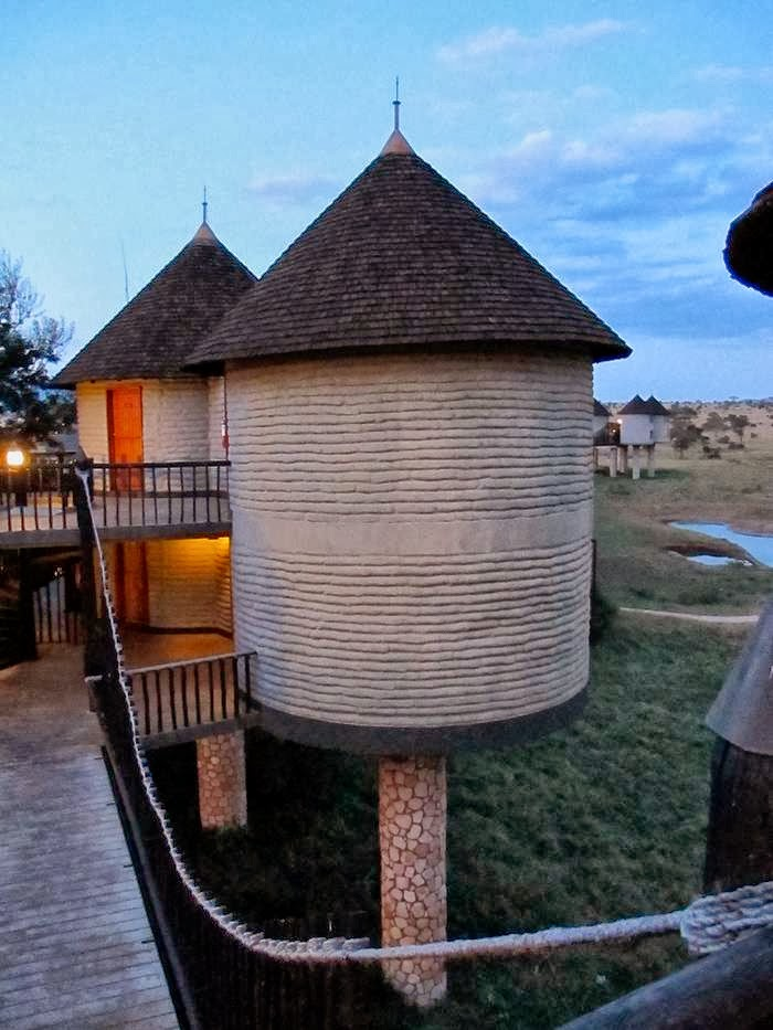 Hotel Sarova Salt Lick Game Lodge in Tsavo