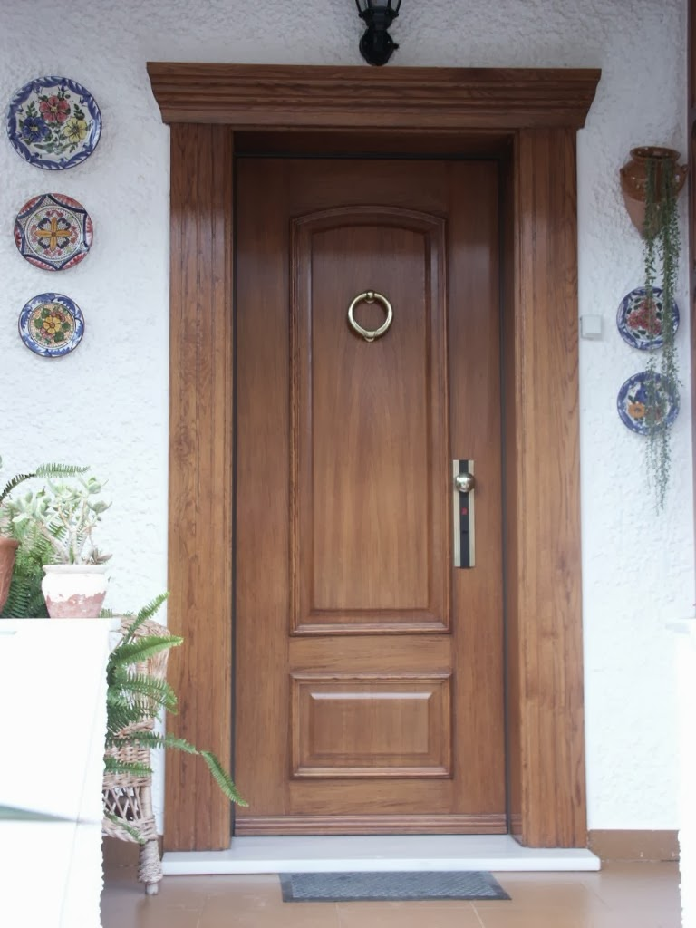 Puertas en madera decoracion de interiores auto design tech for Puertas de madera interiores