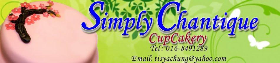 Simply Chantique CupCakery Kota Kinabalu, Sabah