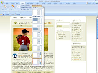 Software Membuat Template Blog