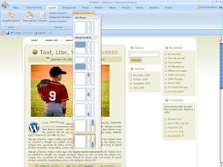 Software Membuat Template Blog