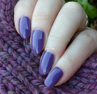 HJ Manicure Lavender