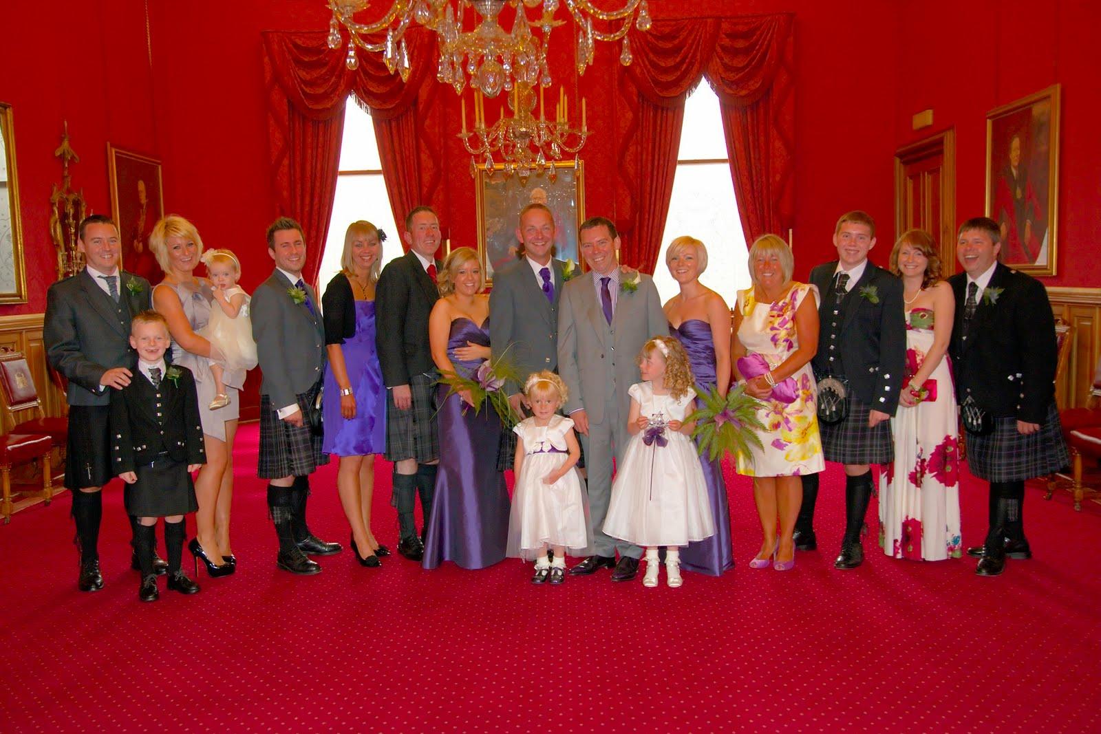 wedding photography scotland janie barclay wedding