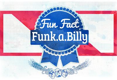 FunFact's Funk-a-Billy Logo - http://www.funfactmusic.com/