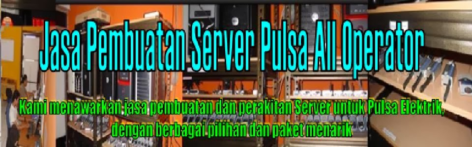 Software Pulsa Murah All Operator