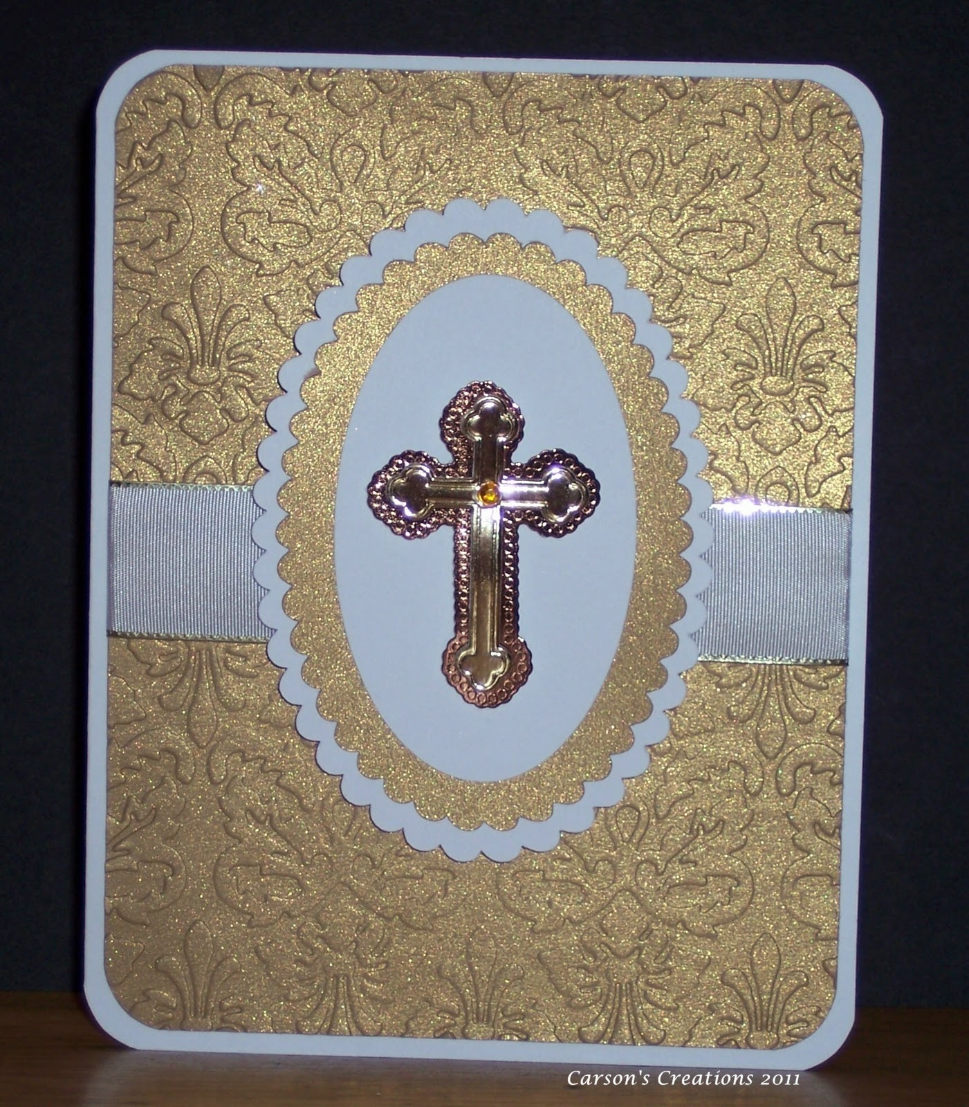 Carsons Creations Religious Easter Cards