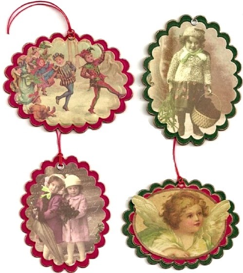Crafty secrets heartwarming vintage ideas and tips for 12 days of christmas table numbers
