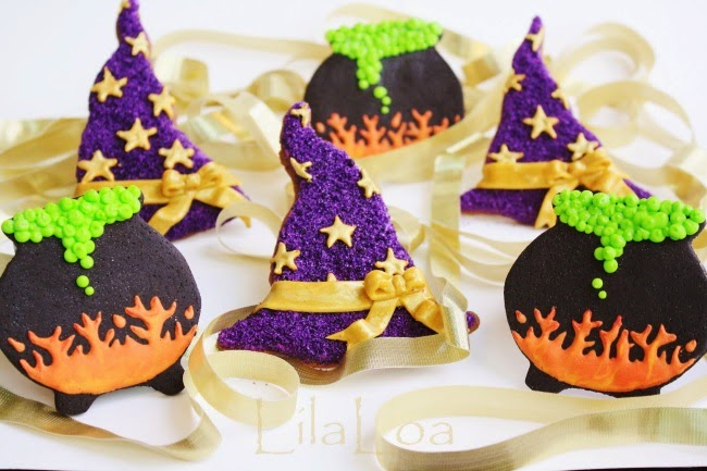 http://www.lilaloa.com/2011/09/witch-hats-and-cauldrons.html