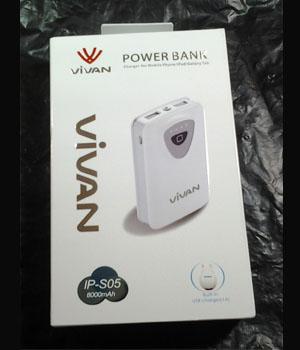 Jual Vivan Power Bank 5600mAh X05 Kaskus