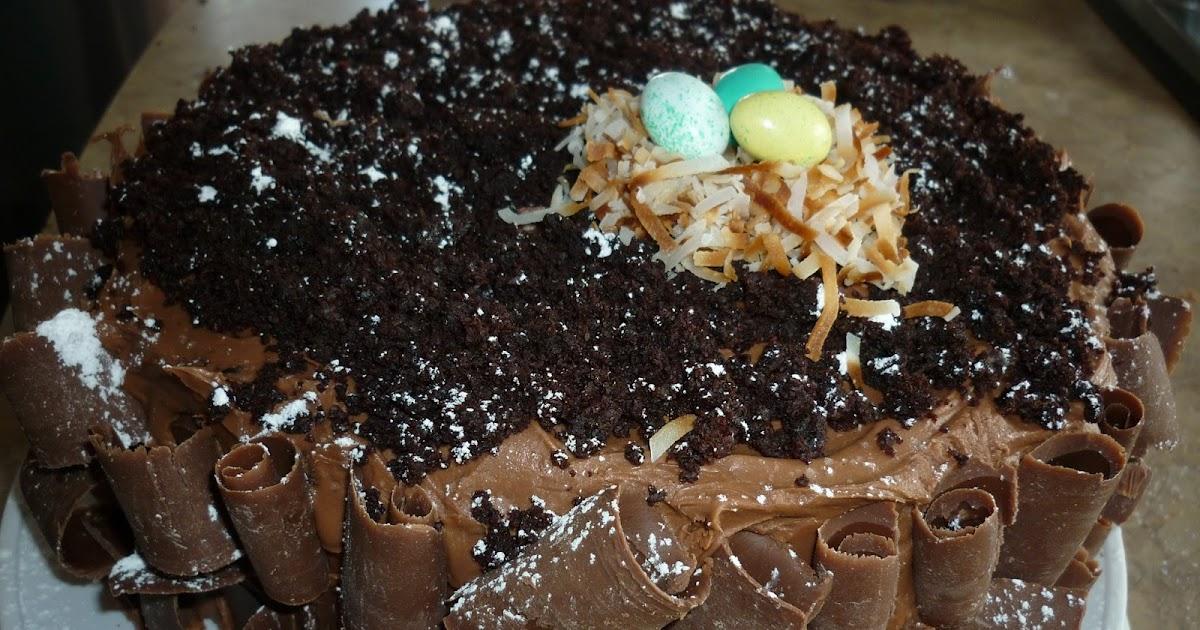 Minnesota Bread: Chocolate Cake