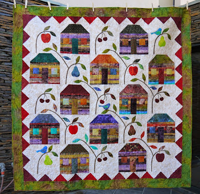 My House Quilt