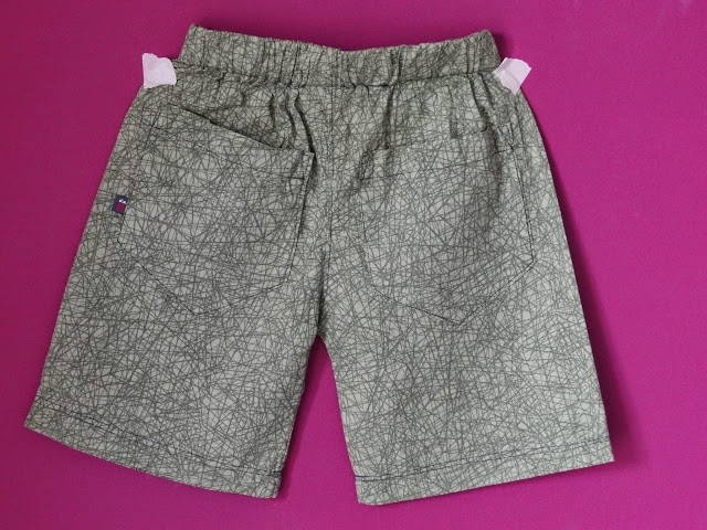 CC Shorts MRdM