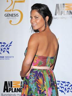 Olivia Munn at the Genesis Awards