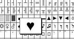 Cara Praktis Menulis Simbol ASCII