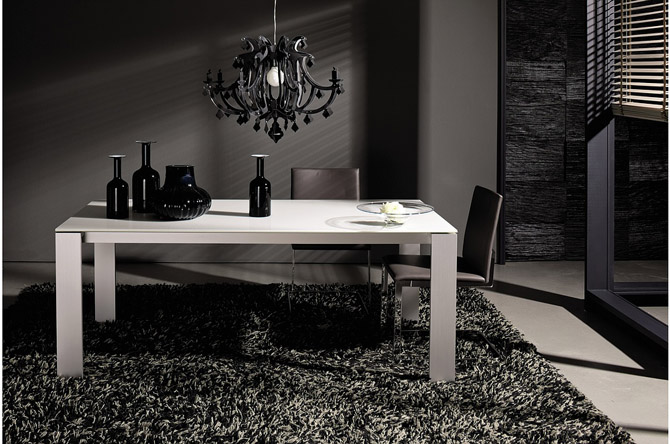 modern expandable dining tables photos