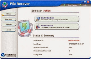 Free File Recovery 1.1.263 Free download