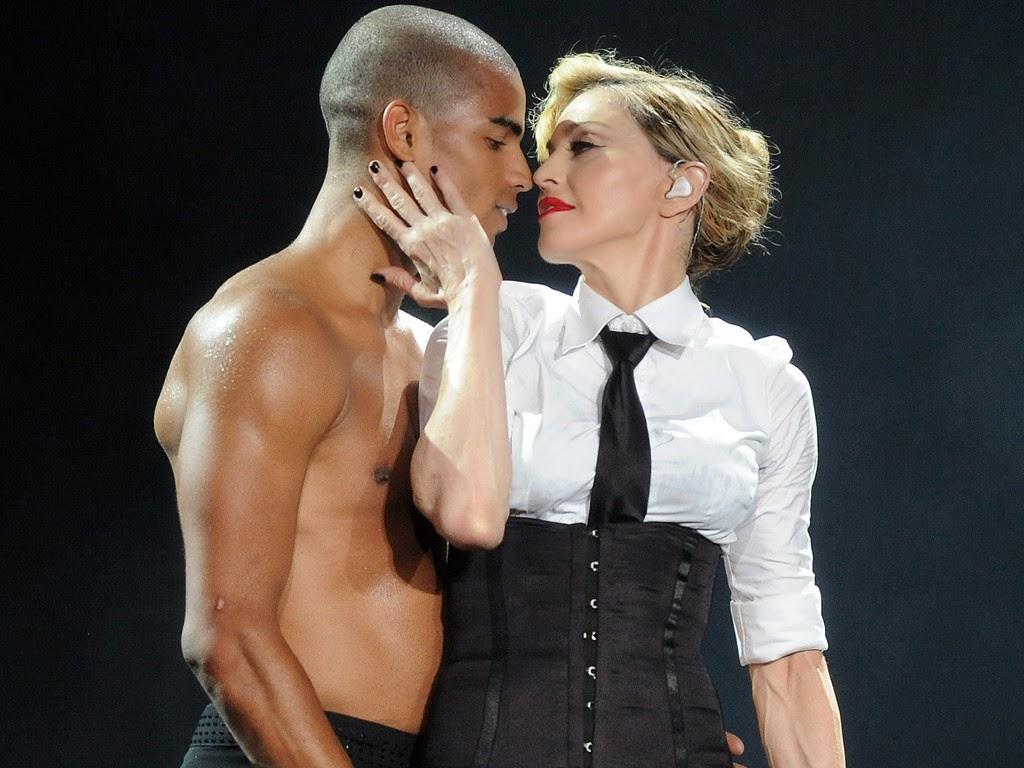 Madonna ve Brahim Zaibat