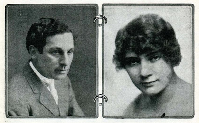 George Field and Winifred Greenwood