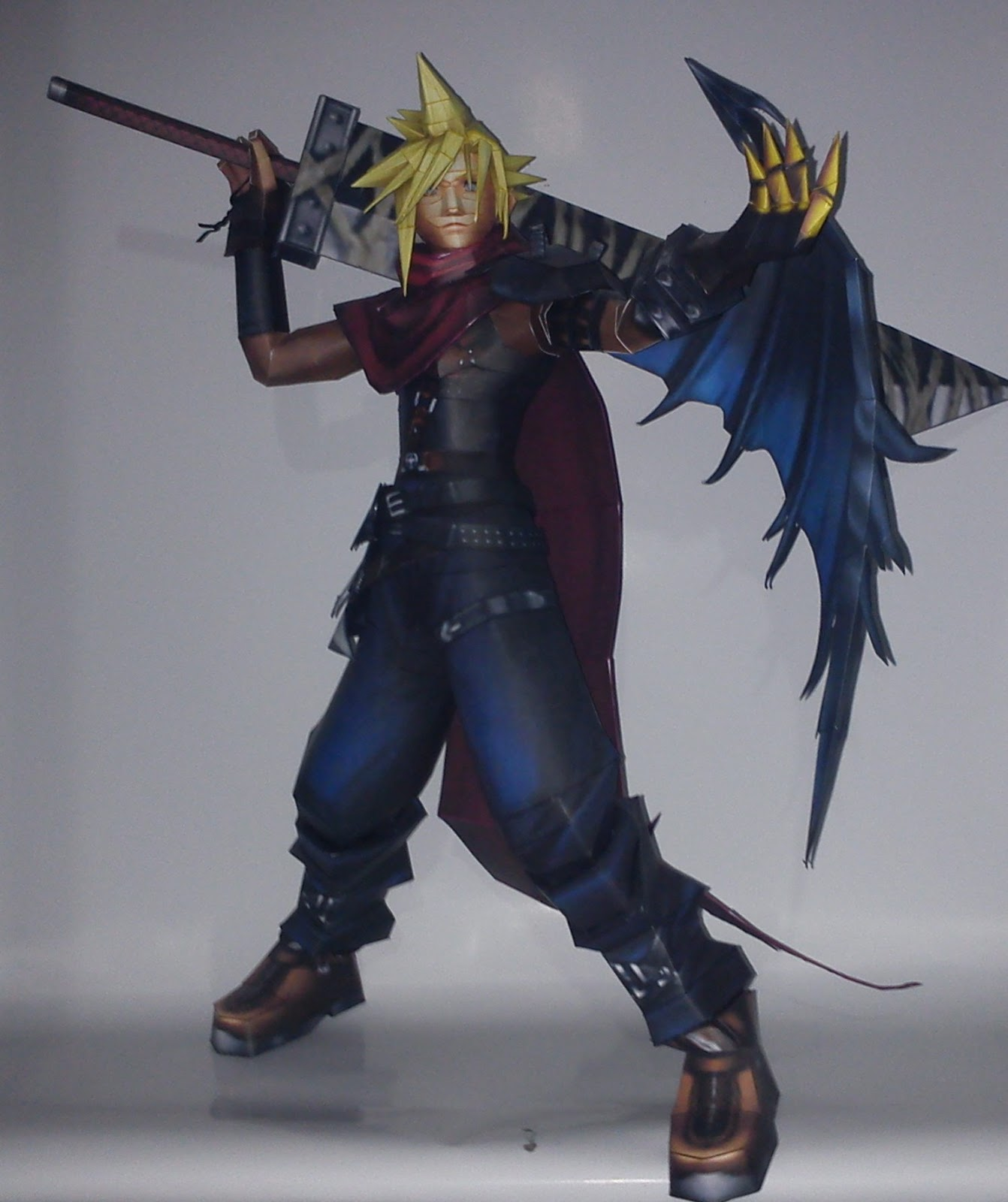 Dissidia 012 Cloud Strife KH