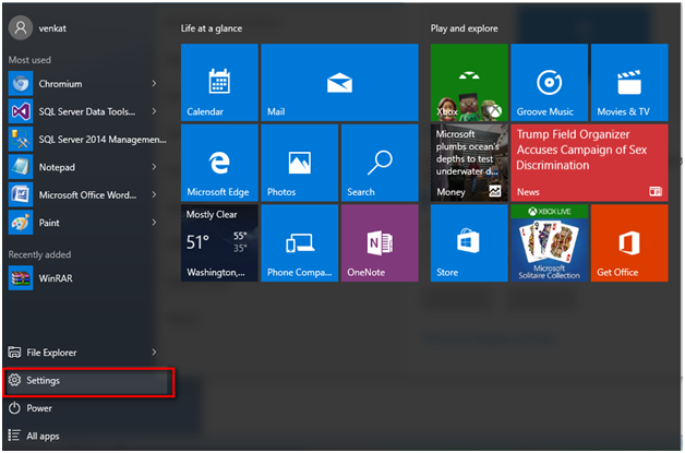 Access Microphone by the Installed Apps in Windows 10