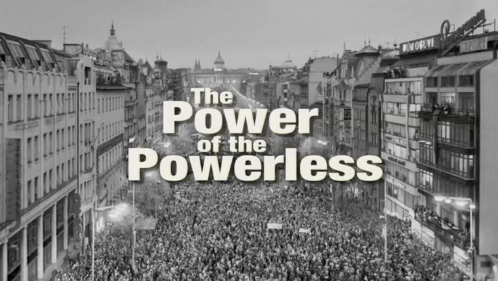 Poem on power and powerlessness?