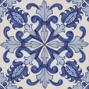 Bem arranjado trajet ria dos azulejos portugueses for Azulejos color azul