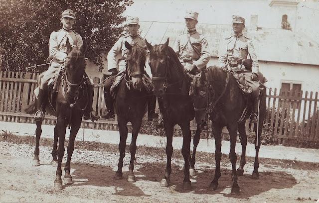 Militari calare in Corabia 1913