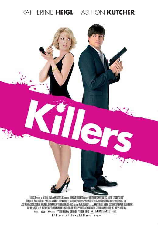 Killers (Asesinos con estilo) (Ámame o muérete) (2010) Español Latino