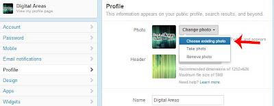 Bagaimana Cara Ganti Foto Profil di Twitter