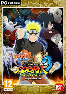 Naruto Shippuden Ultimate Ninja Storm 3 PC Torrent Download