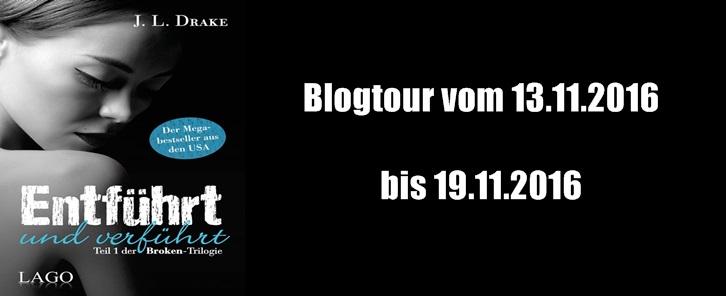Blogtour vom 13.11. - 19.11.2016