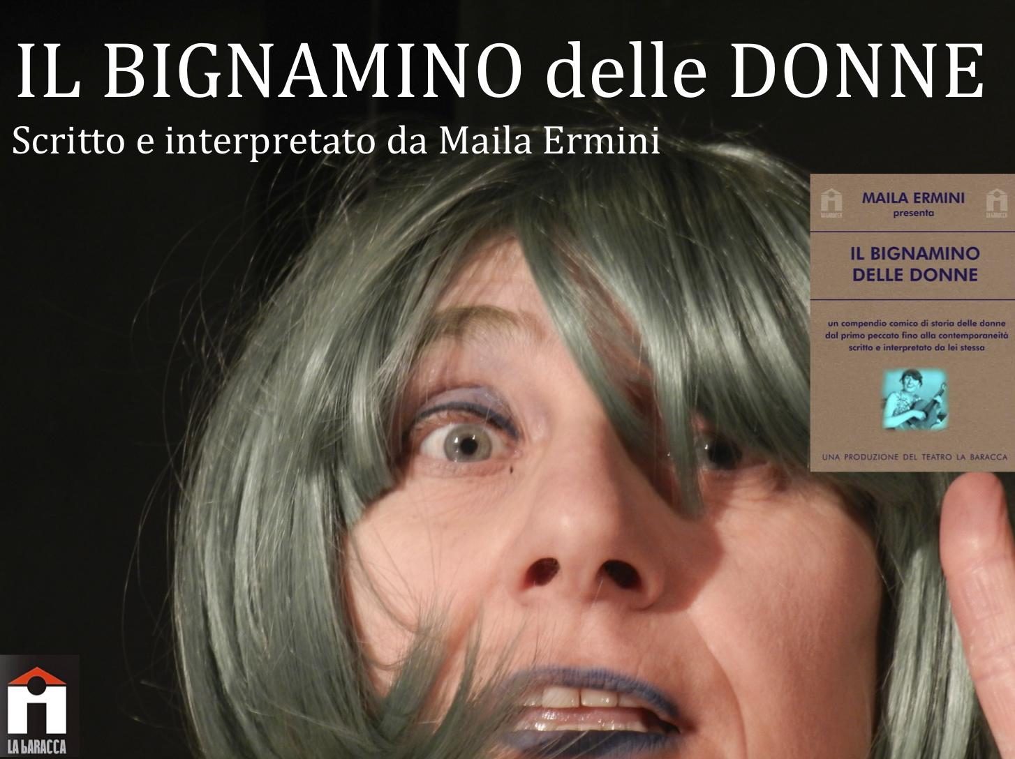 """CAMBIO DATA PER """"IL BIGNAMINO DELLE DONNE"""""""