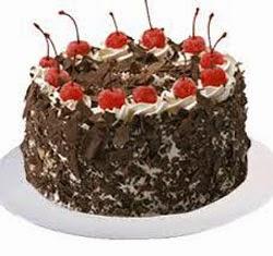 Resep Praktis (mudah) membuat kue tart coklat spesial enak, lezat
