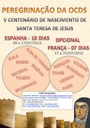 Peregrinação da OCDS - 500 anos STJ