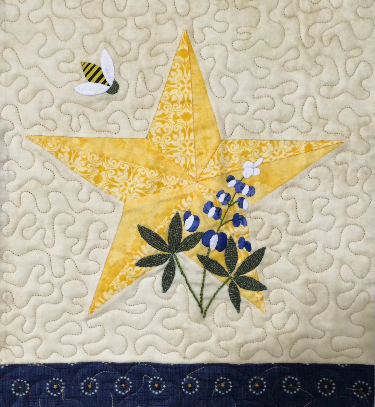 B & B Quilt Shop - Shop Hop of Texas Quilt