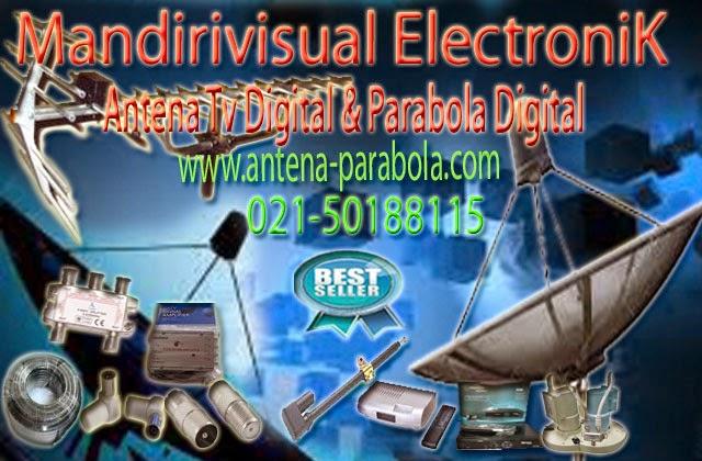 Antena TV Digital & Parabola Digital