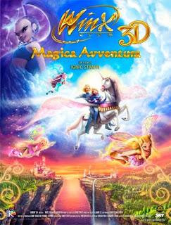 Ver Winx 3D La aventura mágica (2011) Online