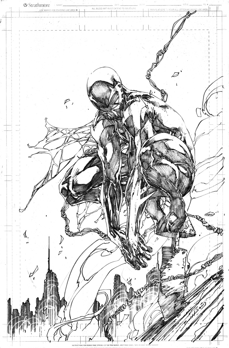 And A Personal Favorite Character Spidey 2099 Im Big Rick