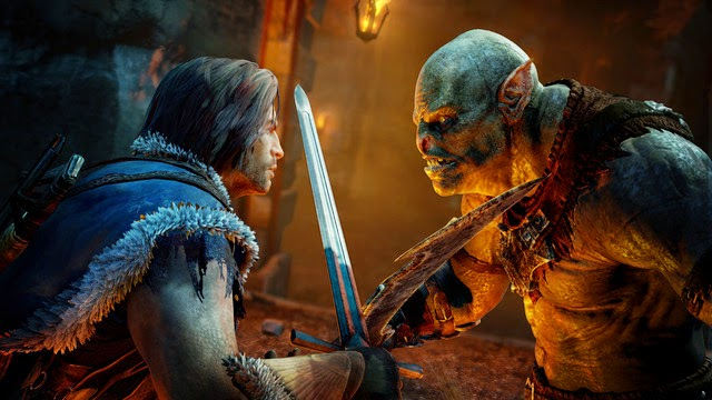 MIDDLE EARTH : SHADOW OF MORDOR
